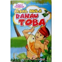 Buku Cerita Kisah Terbaik Asal Mula Danau Toba Serba Jaya