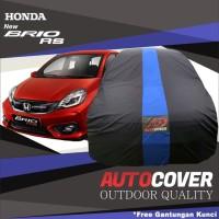 cover body mobil/axsesoris/sarung mobil honda brio waterproof