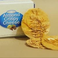almond crispy cheese wisata rasa 100% ori best price