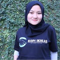 T-Shirt Barista Indonesia KOPI IKHLAS #Darikopikitaberkawan