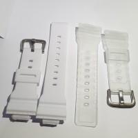 strap tali jam tangan baby g bga 110 ba 110 putih bening