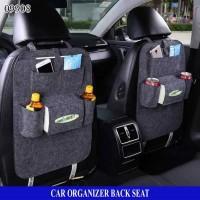Car Back Seat Organizer Bag Tas Rak Belakang Jok Mobil Gantung