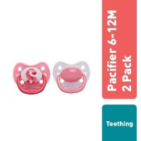Dr.Brown's Pacifier - Stage 2 * 6-18 Months - Assorted Colors, 2-Pack