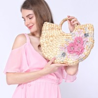 Alma & Yarra Water Hyacinth Bag - Tas Etnik Eceng Gondok
