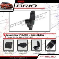 armrest / console box mobil Honda BRIO OTOPROJECT