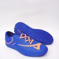 Sepatu Futsal Ardiles art FSDG-VERMOUTH,BIRU ROYAL/ORANYE