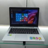 ASUS A456UR Core i5 6198U 4GB 1TB GT930M-2GB Win10