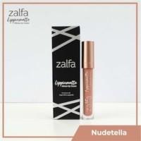 Lip Cream Zalfa Lippiematte Intense Nudetella