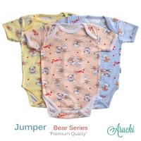 Aruchi Baju Baby Jumper Bear Series 3 in 1