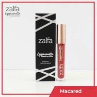 Lip Cream Zalfa Lippiematte Intense Macared