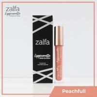 Lip Cream Zalfa Lippiematte Intense Peachfull
