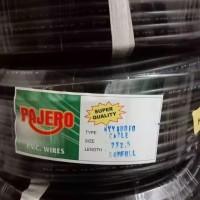 Kabel Listrik Kabel Las Serabut Tebal NYYHYO / HYO 2x2.5 50M PAJERO Hi