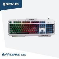 Rexus Keyboard Gaming Battlefire K9D