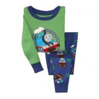 Baju Anak / Piyama Anak / Long Sleeve Set 1T - 7T - Thomas and Friends