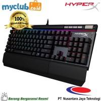 HyperX Keyboard Alloy Elite RGB Cherry MX Blue (HX-KB2BL2-US/R1)
