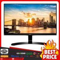 Monitor Led LG 24 MK600 - 24 Inch PC Komputer - IPS VGA HDMI Full HD