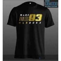Kaos Marc Marquez 93 YL-001 Baju Distro Terbaru