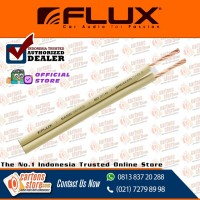 Kabel Speaker Flux FCS 20 Classic Series 20 AWG By Cartens Store