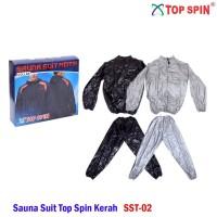 Sauna Suit TOP SPIN Collar SST02 Kerah