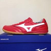 Sepatu Futsal Mizuno Morelia IN High Risk Red Q1GA180062