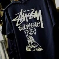 Stussy singapore T-shirt