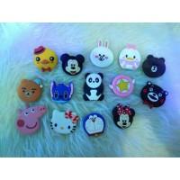 POPSOCKET 3D LUCU HELLO KITTY MINNIE MICKEY CONY DAISY PANDA
