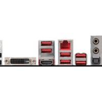 MSI X470 Gaming Plus - AM4 - AMD Promontory X470 - DDR4 - USB3.1