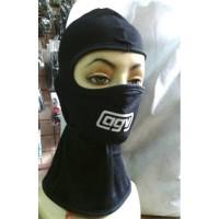 Masker Ninja / Balaclava NoLan, Shoei, Arai, Agv, Alpinestar ( LOGO )