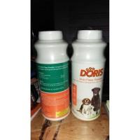 Obat Kutu Anjing Bedak Doris Anti Kutu