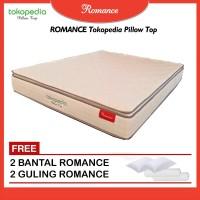 Romance Tokopedia Pillowtop 200x200 Tanpa Divan/Sandaran