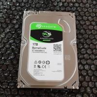 Hardisk 1 TB Seagate Baracuda New