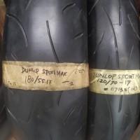 ban Dunlop Sportmax d214 120 70 17 dan 180 55 17 not Batlax Pirelli