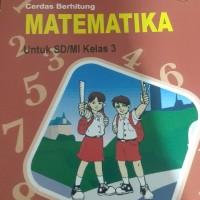 buku cerdas berhitung matematika untuk SD/Mi kelas 3 Bse nur fajariah