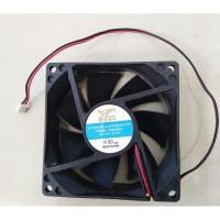 Kipas Fan 24V 0.18A DC Brushless Model FX8025MA 8CM Tebal 2.5CM