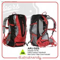 Tas Gunung Carrier/ Daypack Hiking/ Tas Adventure Original ARJ 025