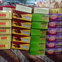 Bakpia Pathuk Kering Rasa Cokelat Kacang Hijau Keju Durian