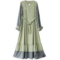KHAIRA DRESS Mosscrape Baju Gamis Model Terbaru Dan Muslim Simple 2019