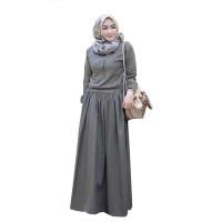 SADIRA DRESS Balotelly Baju Gamis Model Terbaru Dan Muslim Simple 2019