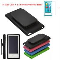 Apple iPod Nano 7 7th Generation 7 7G Belt Holster Soft Case