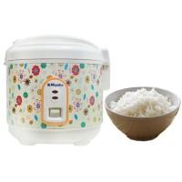 Rice Cooker Warmer Magic Com Penanak Nasi Mini 0,6 ltr MCM 609
