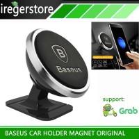 Car Holder Smartphone Baseus Penyangga Hp Magnet Mobil ORI NOT AUKEY