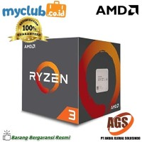 AMD Ryzen 3 3200G Processor With Wraith Stealth Cooler [Socket AM4]