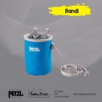 Chalk Bag Petzl Bandi Kantong Magnesium