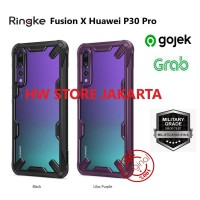 ORIGINAL REARTH RINGKE FUSION X CASE HUAWEI P20 PRO - BLACK
