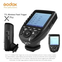 Wireless Trigger Godox X-Pro for Canon/Nikon - For Olympus