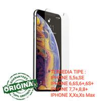 Anti Gores Kaca Iphone 6 Plus /6s Plus Tempered Glass Screen Protector