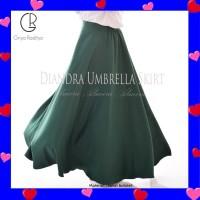 Rok Panjang Terbaru Diandra Umbrella Skirt Katun Baloteli