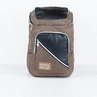 Polo Rise Tas Ransel Laptop-Ransel Korea Style Art 927-21#18 inch