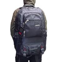 Tas daypack semi carrier 45L yeso impor - tas gunung