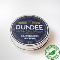 Terlaris DUNDEE Natural Organik Pomade dan Matte Clay Wax Alami 50g